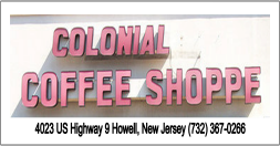 Colonial Coffee Shoppe