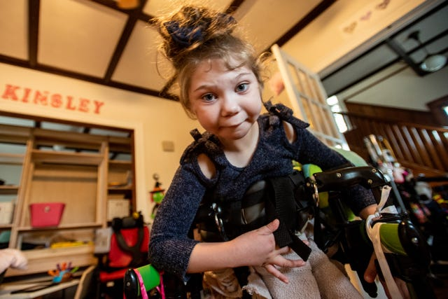 NJ Mom Fights for Daughter with Rare Condition, Authors Bill