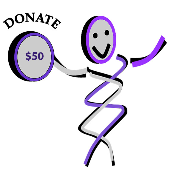 Donation of $50.00