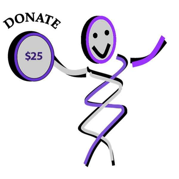 Donation of $25.00